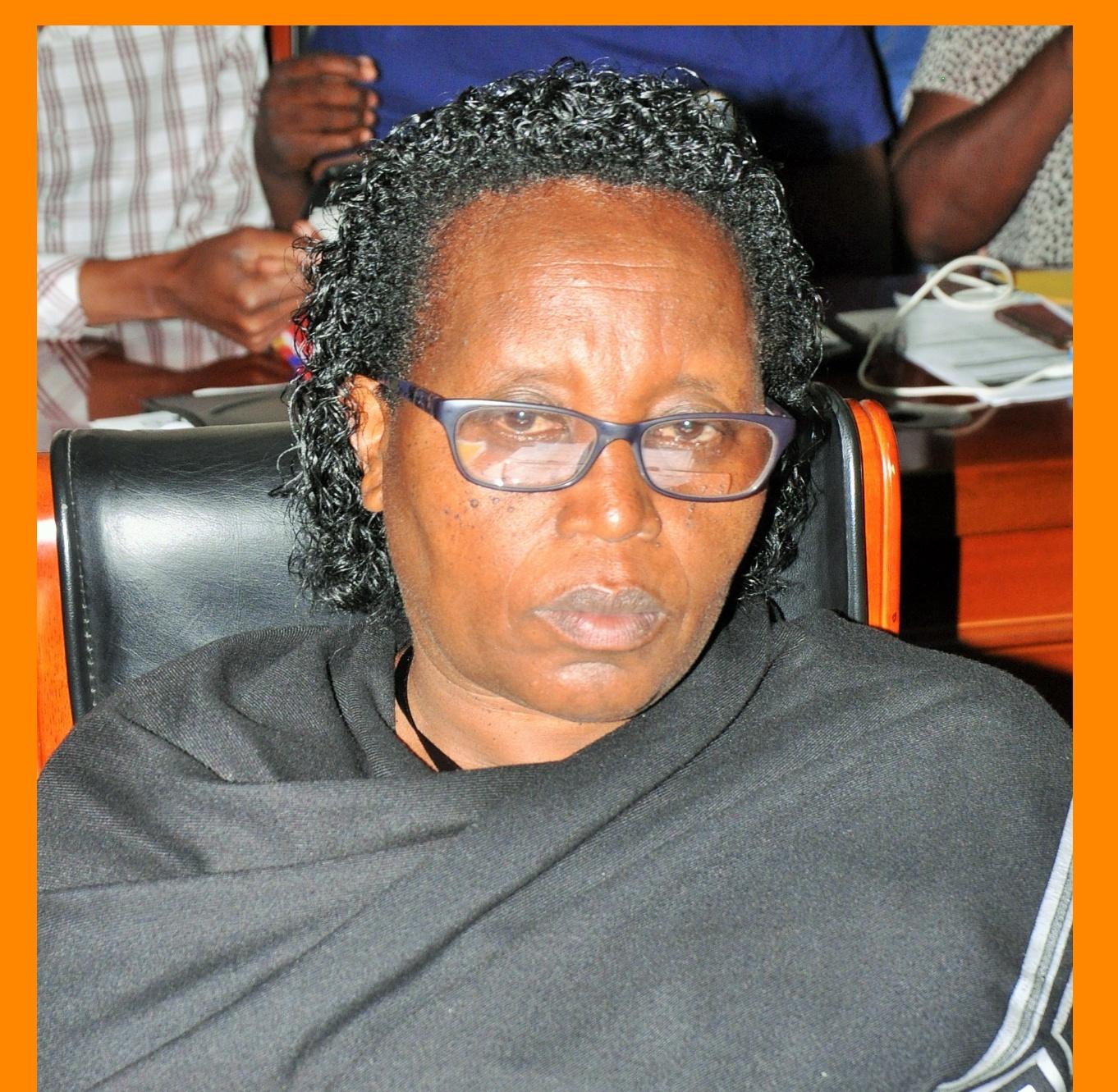 Ms. Rachel Muyoboke